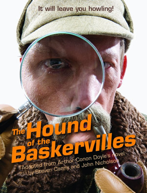 Hudson Stage Presents THE HOUND OF THE BASKERVILLES