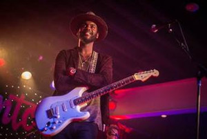 Gary Clark Jr Featured on LIVE FROM THE ARTISTS DEN Today