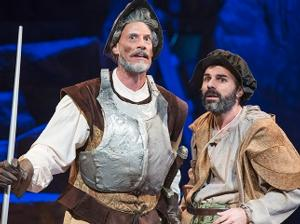 BWW Review: Rusty Ferracane Plays MAN OF LA MANCHA To The Hilt