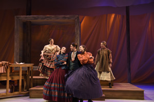 BWW Review: Charming  LITTLE WOMEN: THE MUSICAL At Ocean State Theatre Company