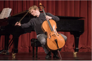 Cellist Lev Sivkov to Give New York Debut at Carnegie Hall as Winner of the 2015 Naumburg Cello Competition 11/10