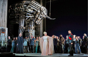 Lyric Opera Of Chicago Presents New Production of NORMA, Today