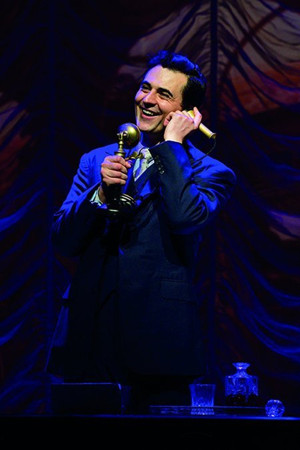 Darius Campbell to join Sheridan Smith in FUNNY GIRL at Edinburgh Playhouse