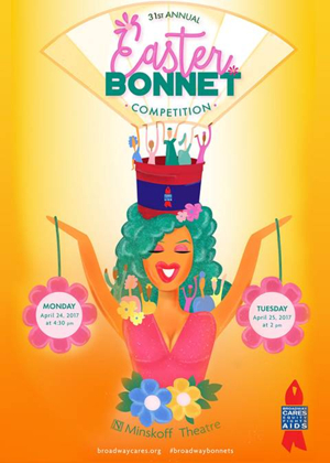 Line-Up Announced for 31st Annual Easter Bonnet Competition