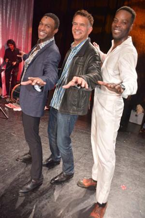 FELA's J.L. Williams Returns to Riverdance's 20th Anniversary Tour
