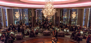 BWW Review: Renovated RAINBOW ROOM at 30 Rock Provides a Sumptuous Feast for the Senses and An Unforgettable Experience