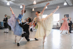 American Repertory Ballet's Premiere of PRIDE AND PREJUDICE Opens This Week