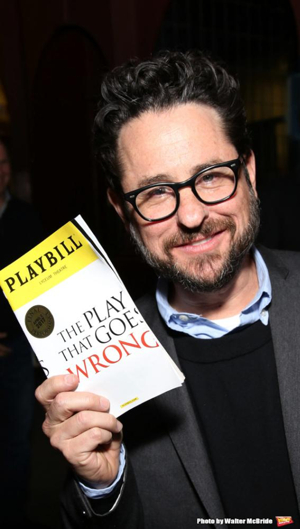 J.J. Abrams Bit By Theater Bug;  Wants to Produce More Broadway Shows!