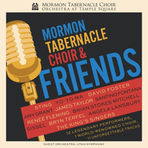 Angela Lansbury, Santino Fontana, Brian Stokes Mitchell Featured on Mormon Tabernacle Choir's New Album