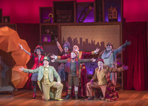 BWW Review: Fanciful, Family-Friendly JAMES AND THE GIANT PEACH at Lyric Theatre