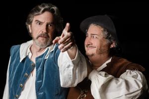 Prague Shakespeare Company's MAN OF LA MANCHA Opens this Friday
