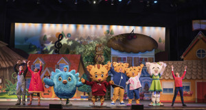 BWW Review: DANIEL TIGERS NEIGHBORHOOD LIVE! A Terrific Time at Crouse Hinds Theater