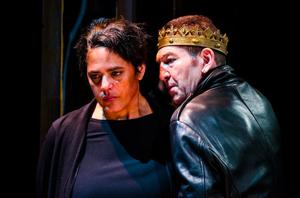 BWW Review: RICHARD III, Arcola Theatre
