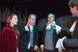 BWW Review: DEVIL'S SALT: A 17th Century Drama About Witchcraft, Religious Zealotry and Sexual Obsession