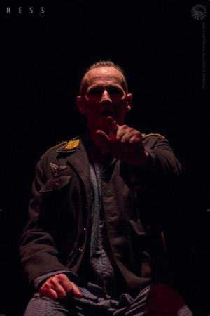 Michael Burrell's One-Man Play About Rudolf Hess to Hit the Road Starring Derek Crawford Munn