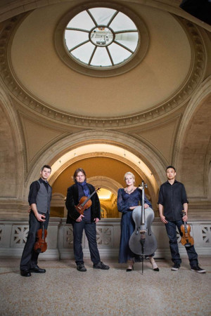ETHEL String Quartet Partners with Ringling Museum for CIRCUS - WANDERING CITY