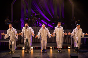 BWW Review: ALTAR BOYZ: Music With a Mission