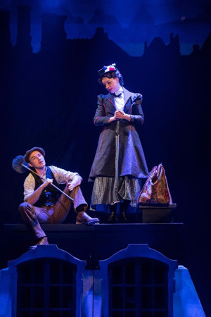 BWW Review: Mercury's Spartan, but Enchanting MARY POPPINS