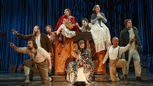 BWW Review: A Refreshing Stroll INTO THE WOODS at Ahmanson