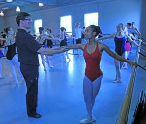 ARB's Princeton Ballet School's Summer Intensive Program Begins This Week