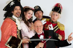 BWW Reviews: NYGASP's THE PIRATES OF PENZANCE Delightfully Invades Wolf Trap