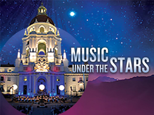 Pasadena Symphony and POPS to Celebrate George Gershwin with MUSIC UNDER THE STARS
