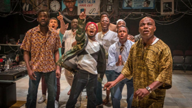 Fuel Announces BARBER SHOP CHRONICLES will Return to the National Theatre in November