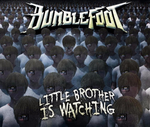 Ron 'Bumblefoot' Thal to Reissue Vinyl & CD Versions of 'Little Brother Is Watching'