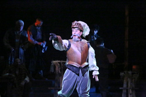 BWW Review: Davis Gaines Steals MAN OF LA MANCHA at La Mirada