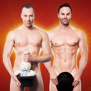 THE NAKED MAGICIANS to Strip Away Top Hats and Capes at The Grandel Theatre