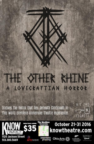 Discover the Horror of THE OTHER RHINE at Know Theatre This Halloween Season