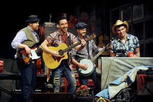 BWW Review: PUMP BOYS & DINETTES Brings Bluegrass to the Burgh