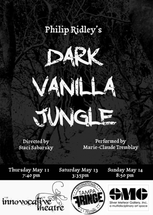 New Regional Theater Company Debuts with Psychological Thriller DARK VANILLA JUNGLE
