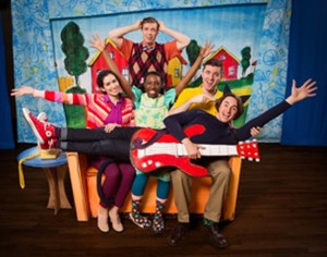 New Children's Musical, PETE THE CAT, Based on the Series Comes to UDPAC on 4/21