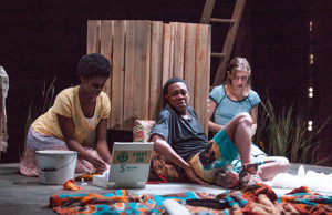 BWW Review: CARDBOARD PIANO - Small, Extraordinary Acts of Kindness