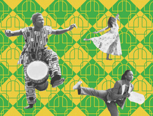 Annual DanceAfrica Festival Begins Today at BAM