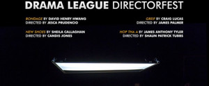 Casting Complete for The Drama League's DIRECTORFEST 2016