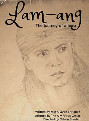 LAM -ANG - THE JOURNEY OF A HERO at The Midtown International Theatre Festival