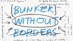 Guest Blog: Artistic Director Joshua McTaggart On Festival BUNKER WITHOUT BORDERS