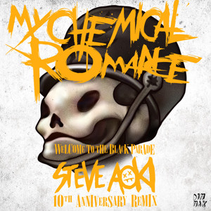 Steve Aoki Remixes My Chemical Romance's 'Welcome To The Black Parade'