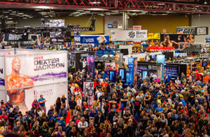 The Arnold Fitness EXPO to Feature More Than 1,000 Booths, Strongman Classic, Fitness International, Arm Wrestling and More!