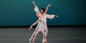 BWW Review: NYCB Lauds Balanchine and Creates Beautiful Harmony
