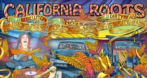 Eighth Annual California Roots Music and Arts Festival Set to Hit Monterey, New Art from Slogan Design