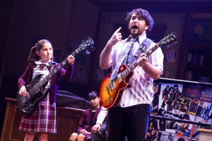 Review Roundup: You're in the Band! SCHOOL OF ROCK Opens on Broadway- All the Reviews!
