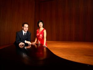 Violinist Jennifer Koh & Pianist Shai Wosner Collaborate on 'Bridge to Beethoven'