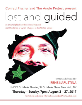 Conrad Fischer and The Angle Project to Present LOST AND GUIDED