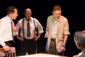 BWW Reviews: TWELVE ANGRY MEN a Spirited Send-off for American Century Theater
