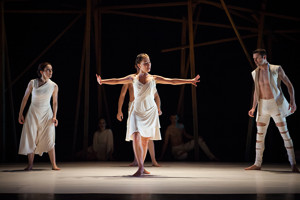 BWW Preview: RIOULT DANCE NY Astounds in the Open Rehearsal of 'Cassandra's Curse'