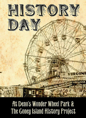 Coney Island Hall of Fame and 6th Annual History Day Coming Up This August