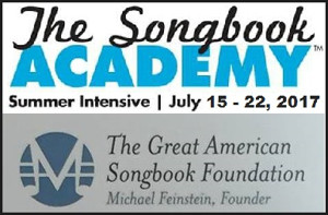 BWW Blog: Jessica Vanek - Michael Feinstein's Great American SONGBOOK ACADEMY 2017 is in Full Swing